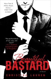 Beautiful Bastard by Christina Lauren (Beautiful Series #1)