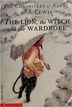 The Lion, the Witch, and the Wardrobe by C.S. Lewis (Chronicles of Narnia #2)